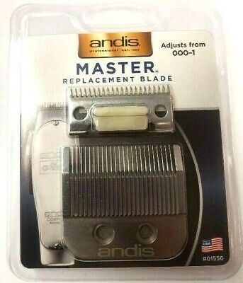 Andis Master #22 Replacement Blade Item  # 01556