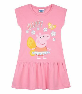 Peppa Pig Girls Beautiful Summer Dress