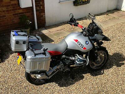 BMW R1150 GS Adventure. 2003. Only 36000 miles! Fully loaded GSA Great history