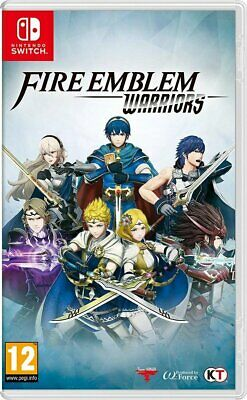 Fire Emblem Warriors - Nintendo Switch - Brand New - Region Free