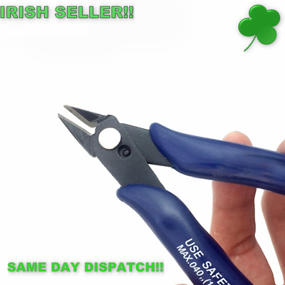Snips mini Cable cutter Wire Stripper Cable Stripping (Irish Seller Irish Stock)
