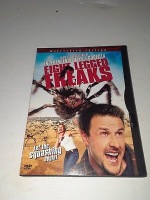 Eight Legged Freaks (Widescreen Edition) DVD great condition free shipping