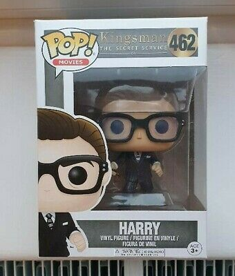 Vinyl-FUN14372 Harry Pop The Secret Service Kingsman