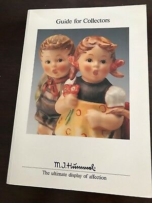M.I. HUMMEL GUIDE FOR COLLECTORS, 1991  Germany Antiques Collectibles Figurines