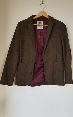 Girl's Tweed Blazer For 12Yrs Although It Fits Me And I Am Size-10