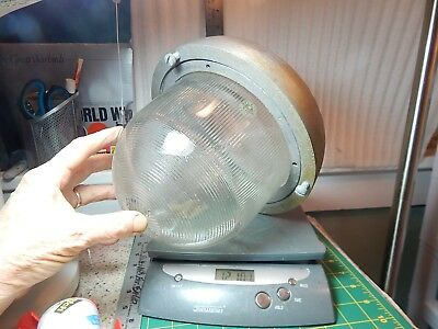 Grouse-Hinds EV503 Explosion Proof Globe,Base for Federal Signal Beacon NO CAGE