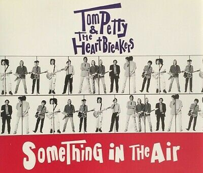 Tom Petty And The Heartbreakers: Something In The Air – 1 Track Cd Single