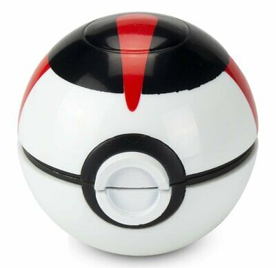 3 Piece Pikachu & Pokeball Themed Herb Grinder Spice crusher (Timer Ball)