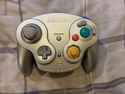Official Nintendo GameCube Wavebird Controller Only NO RECEIVER Authentic OEM