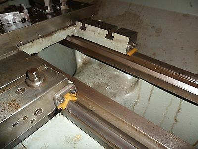 """Colchester Lathe Bed Way Wipers For Student & Master Mk1 & Mk2 / Clausing 12-13"""""""