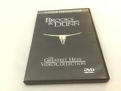 Brooks & Dunn - The Greatest Hits Video Collection (DVD, 2001)Country Music