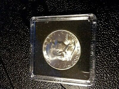 1960 Gem mint 1960 Franklin silver proof  half dollar