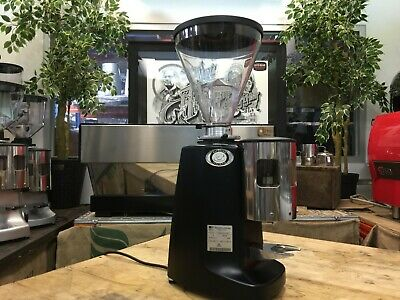 Mazzer Super Jolly Automatic Black Espresso Coffee Grinder Commercial Home Cafe