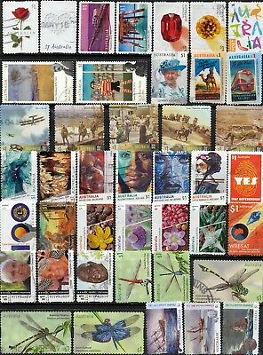 Australian Stamps $1.00 2017 Finely Used - Bulk