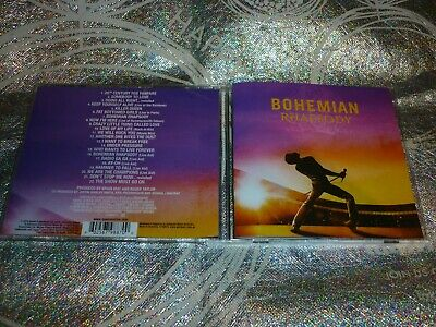Bohemian Rhapsody - The Original Soundtrack (Cd, 22 Tracks, 2018) (144531 A)