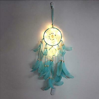 Popular Large Handmade Dream Catcher Craft Wall Home Decor  Feather Ornament C