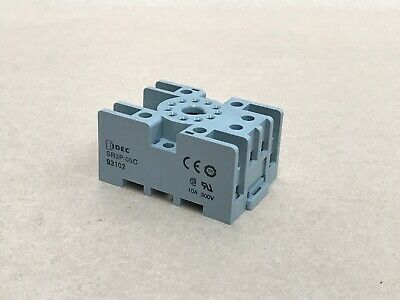 Idec Sr3P-05C -  Relay Socket 93102 6 Units In Box
