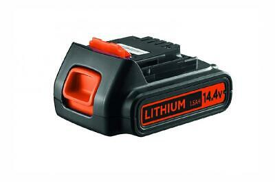 BLACK+DECKER BL1514-XJ Batterie, 14.4V, Orange,