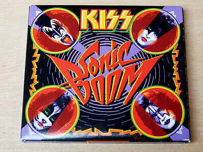 Kiss/Sonic Boom/2009 2x CD + DVD Set