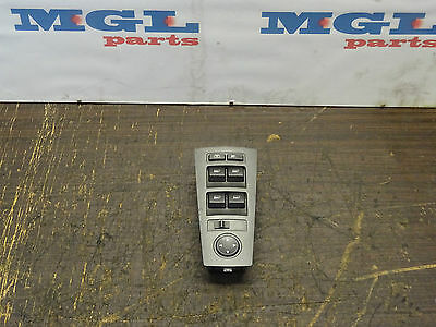 Bmw E65 7 Series Main Driver Side Window Switch  6917105