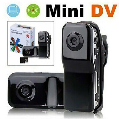 Sport Bike Video Audio Recorder Detector Mini MD80 DVR DV Camera Webcam Support