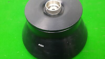 Heraeus Rotor #3334 w/ Lid Laboratory Centrifuge Equipment