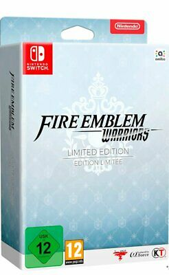Fire Emblem Warriors - Limited Edition Nintendo Switch - Brand New - Region Free