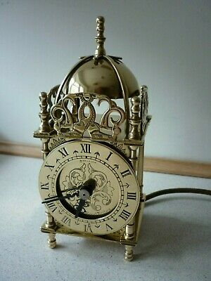 Smiths Electric Vintage Lantern Clock