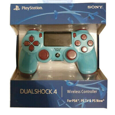 NEW-OFFICIAL SONY PS4 DUALSHOCK 4 WIRELESS CONTROLLER - NEW & SEALED Berry blue