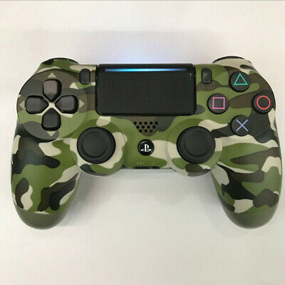 Sony Official Dualshock 4 Controller (GREEN CAMO) (PS4) Brand New & Sealed SALE!