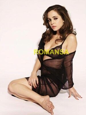 Eliza Dushku 10 X 8 Photograph + Free 6 X 4 Pocket Book Size Photograph R1876