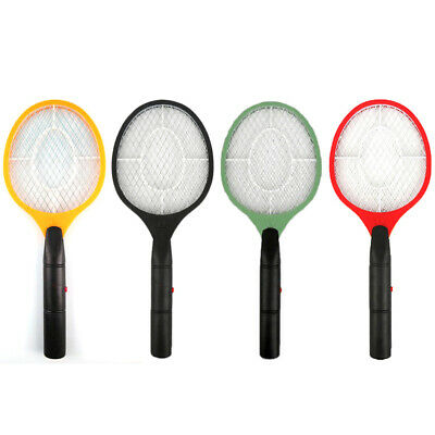 Electric Fly Swatter Mosquito Bug Insect Kill Zapper Racket AU Ship