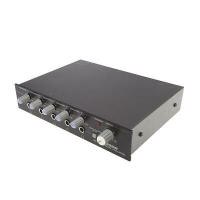 Samson Q5 Headphone Amplifier - SKU#1109861