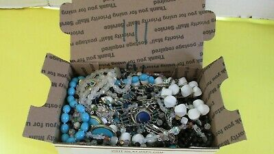 Junk Drawer Jewelry Lot Vintage To Now Untested