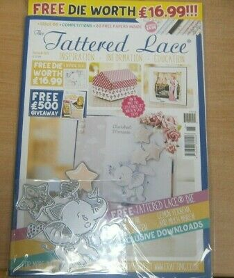 The Tattered Lace magazine #65 2019: 20 Papers + Little Star Elephant Die & more