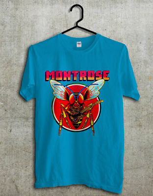 RARE early 1970s t shirt Montrose Classic reprint all size S,M,XL, 2XL #