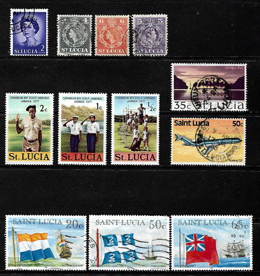 St. Lucia ..........Includes Pre- 1979 Issues...................... 002361