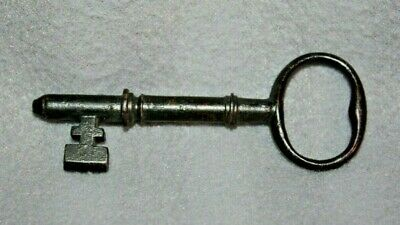 Antique Key, Skeleton Key, Door, Church, Jail, Prison, Castle, Gate # 3