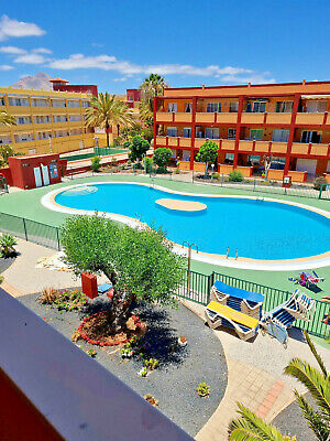 Holiday Apartment 2 Bedrooms £175 Per Week Fuerteventura Canary Islands Spain