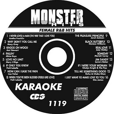 MONSTER HITS KARAOKE CD+G vol-1089/ Phil Collins,Police,Cutting Crew