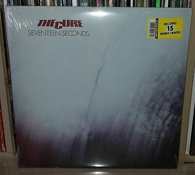 2 Lp The Cure - Seventeen Seconds - Deluxe Edition
