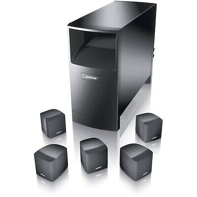 Bose home cinema system acoustimass 6 series lll