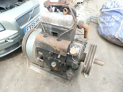 Ruston Hornsby Stationary Engine, Eng No(477774) Mark-2Yb Spares Repairs Salvage