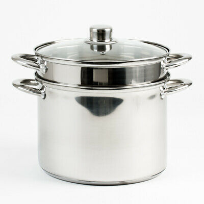 TREND'UP - CUISEUR A PATES INOX 22CMInox22 cm TREND'UP