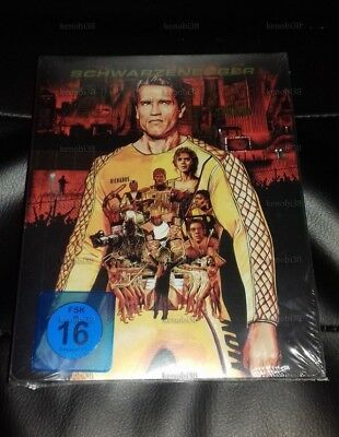 The Running Man Blu-Ray Steelbook + Slipcover [Germany]