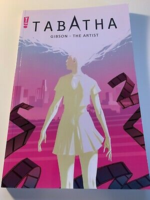 Tabatha Graphic Novel Gibson - The Artist