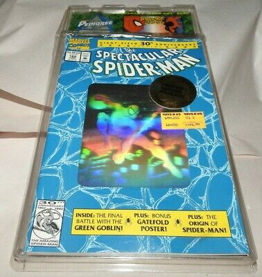 1992 Marvel Spider-man 30th Anniversary Comic Book unopened Package, Limited Ed.
