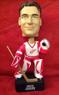 Curtis Joseph Bobble Head Detroit Red Wings Upper Deck Collectibles