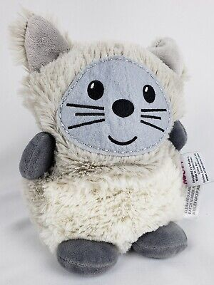 Hooty Mouse Warmies Microwaveable Lavender Scented Plush Intelex NWOT