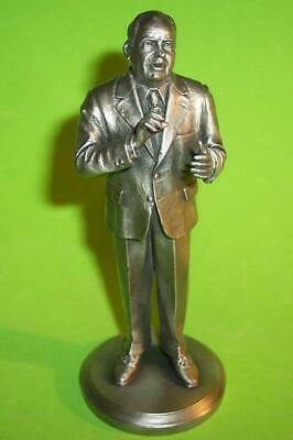 Us President Richard M Nixon Collectible Pewter Statue Lance Presidential